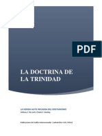 La Doctrina de La Trinidad - Anthony Buzzard