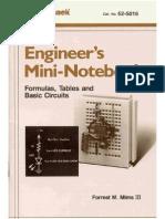 Engineer's Mini Notebook