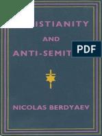 Berdyaev Nicolas - Christianity and Anti-semitism