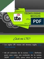 LTE y LTE Advanced