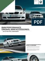Bmw Performance Accessories 2011