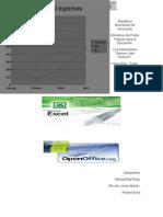 Excel y OpenOffice Calc