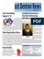 2014 AUGUST Southeast Denton News