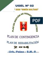 Proyecto Gestion de Riesgo 2014eNERO
