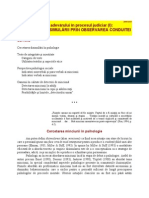 Curs 09 - Detectarea Comportamentului Disimulat (v-2010)