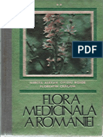 65272508 Flora Medicinala a Romanei Vol II