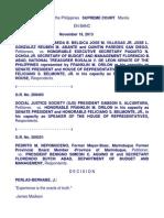 Belgica (PDAF RUling)