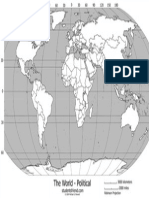 Student Friend World Map