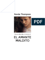 (2) Ronda Thompson - El Amante Maldito