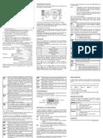 5001221 v18x a - Manual n321 - Portuguese