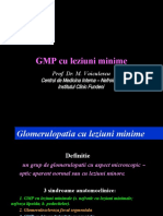 Glomerulopatia cu leziuni minime