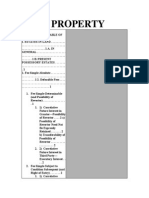 REAL PROPERTY Barbri Outline!!!