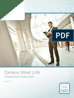 Campus Wired LAN Design Guide