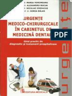 Urgentele in Cabinetul de Medicina Dentara Part 1