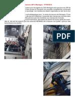 Manœuvre JSP à Mortagne - 07/06/2014