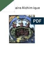 Dicionario Alquimico