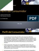 Perfil Del Consumidor Christy_gois