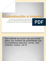 Introducción a Internet Adela Palada