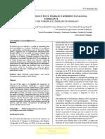 El Acoso Psicológico en El Trabajo o Mobbing. Patología Emergente (a.a.v.v.)