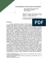 A Presença Negra No Estado de Rondônia