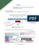 Manual Consulta de Licencias