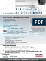 Digital Fraud in Australian Corporate & Government