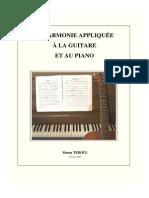 Harmonie Appliqué e