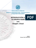 PFM Oxygen Cloud