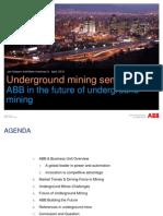 ABB Underground Mine Future