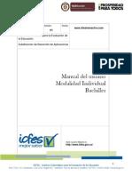 Instructivo Icfes 2014 Individual