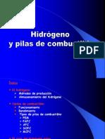 Hidrogeno Pilas Combustible