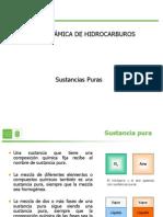 Termo 4 - Comportamiento de Fases (Sustancias Puras)