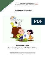 Material Psicologia Ed I M1- Psicologia Da Educação- 1