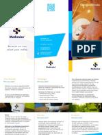 Brochure bedrijfsinformatie Medicales