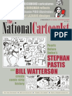 The National Cartoonist Issue 1