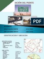 Evaluacion Del Puente Tomasiri-2014