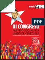 Documento Fundamental de La Comisión de Políticas y Alianzas Internacionales1