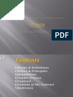 Tender Management 2