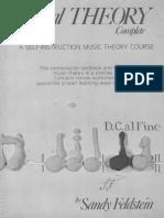 Sandy Feldstein - Practical Music Theory Complete