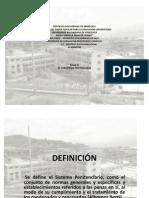 Tema IV Subsistema Penitenciario