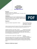 jody ruf resume-2014