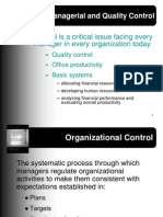 Three Types of Control (1)
