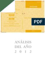 Revista Análisis del año, 2012. FACSO UChile.pdf