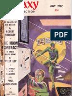 Galaxy 1957 07 Text