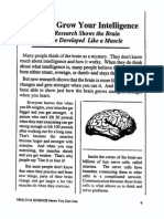 Mindset Article