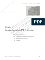 Learning AutoCAD Architecture 2010-Sample Ch