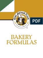 KA Recipe Formulas