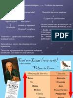 Aula Sistematica (Classificação e Escolas) #3