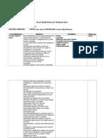 Plan Semestral Lenguaje Tercero 2014