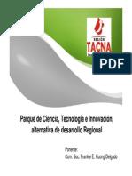 Parque Tecnologico Tacna